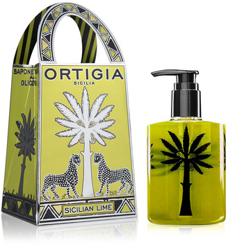 Ortigia Liquid Soap - 300ml - Lime Di Sicilia