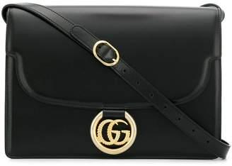 Gucci GG Ring Flap Shoulder Bag