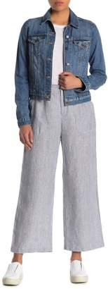 Fifteen-Twenty Cropped Wide Leg Pants