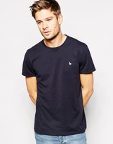 Jack Wills T-shirt With Pheasant Logo