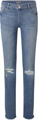 DL1961 Ripped Skinny Jeans