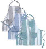 Bali Boutique Style Striped Child Apron