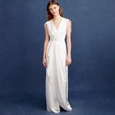 J.Crew Adrienne gown