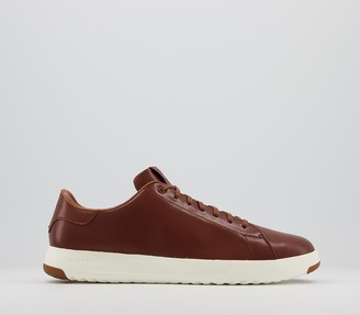 Cole Haan Grandpro Tennis Sneakers Woodbury Handstain