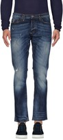 Paolo Pecora Denim pants - Item 42591871