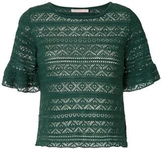 Cecilia Prado Melania knitted blouse