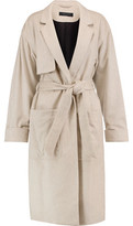 Rag & Bone Evie Wool-Blend Wrap Coat