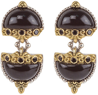 Konstantino 18K & Silver 0.24 Ct. Tw. Gemstone Earrings