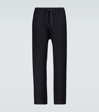 Barena Relaxed-fit drawstring pants
