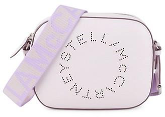 Stella McCartney Stella Faux Leather Crossbody Shoulder Bag