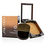 Shiseido by Bronzer Oil Free - #1 Light --12g/0.42oz (Package of 3)