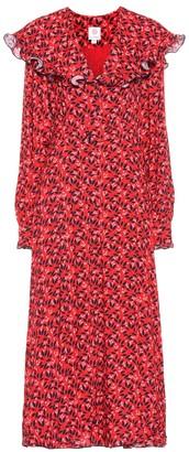 Gül Hürgel Floral maxi dress