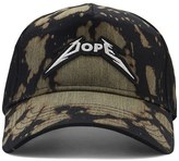 Forever 21 FOREVER 21+ Dope Bleached Logo Patch Cap