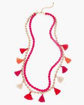 Chico's Kyla Multi-Strand Necklace