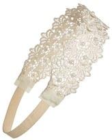 Tasha Faux Pearl Lace Headband