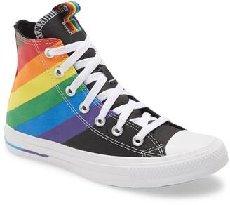 Converse Chuck Taylor(R) All Star(R) High Top Pride Sneaker