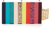 Sophie Hulme Compton rainbow clutch