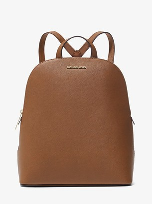 MICHAEL Michael Kors Cindy Large Saffiano Leather Backpack