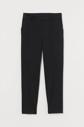 H&M Pull-on cigarette trousers