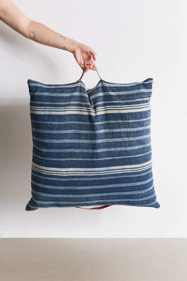 Urban Outfitters Reclaimed Indigo Floor Pillow