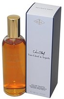 Van Cleef & Arpels Van Cleef By For Women. Eau De Toilette Spray Refill 3.0-Ounces