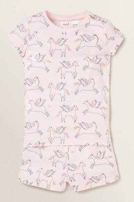 Seed Heritage Pegasus Short Sleeve Pyjama