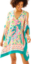 Lilly Pulitzer Atlin Silk Caftan