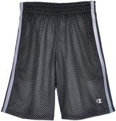 "Beluga Inc Champion Big Boys' ""Dazzle Stripe"" Athletic Shorts"