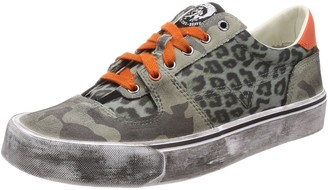 Diesel Men's 355 S-FLIP Low-Sneakers