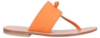 Amina Rubinacci Toe post sandal
