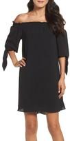 Vince Camuto Women's Stretch Crepe Shift Dress