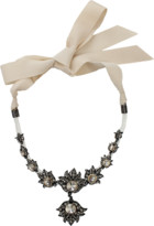 Lanvin Blanche Short Necklace