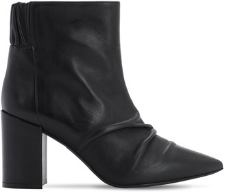 Zadig & Voltaire 90mm Elastic Leather Boots