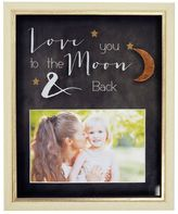 """New View To The Moon & Back"""" 5.5"""" x 3.5"""" Shadowbox Frame"""