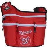 Diaper Dude Infant 'Washington Nationals' Messenger Diaper Bag - Red