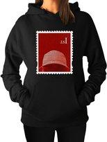 LLEMANU Hoodie Women's Skepta Konnichiwa Stamp Hoodie Sweatshirts L Printed