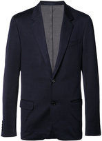 Lanvin blazer jacket - men - Cotton/Polyamide/Cupro - 52
