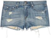 Rag & Bone Mila denim shorts