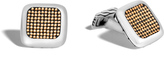 John Hardy Men's Chain Jawan Cufflinks in Sterling Silver and 18K Gold