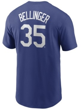 Nike Men's Cody Bellinger Los Angeles Dodgers Name and Number Player T-Shirt