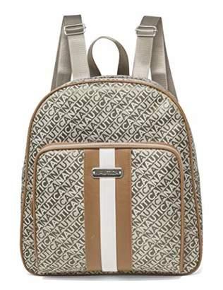 Nautica Lakeside Jacquard Backpack