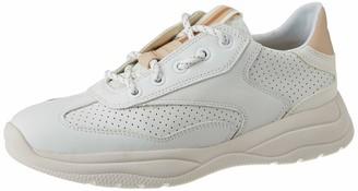 Geox Women's D Smeraldo A Low-Top Sneakers