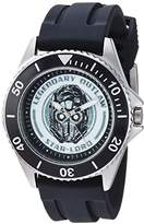 Marvel Men's 'Guardian' Quartz Stainless Steel and Rubber Casual Watch