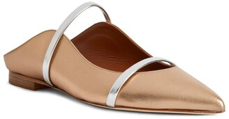 Malone Souliers Leather Maureen Mules