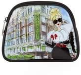 Harrods Glamorous Girls Cosmetic Bag