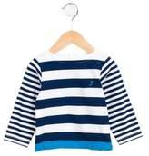Jacadi Boys' Long Sleeve Striped Shirt