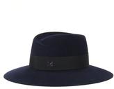 Maison Michel Navy Virginie Hat