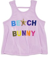 Butter Shoes Girls' Beach Bunny Tank - Big Kid