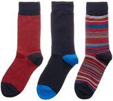Pringle Thin And Multi Stripe Sock