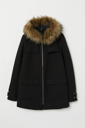 H&M Wool-blend duffle coat
